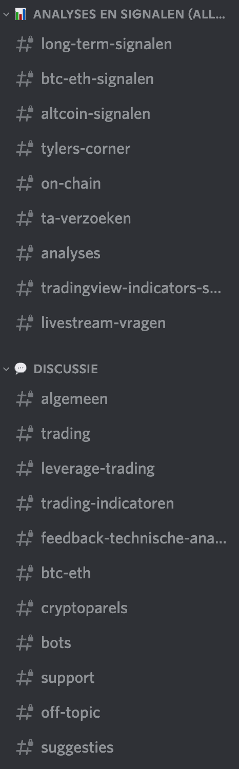 Alles over crypto signals